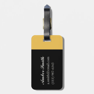 Garden with Plants 2000 Luggage Tag