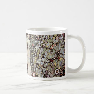 Garden with Roosters Cute Coffee Mugs