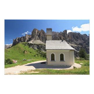 Gardena pass - small church personalized stationery
