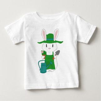 Gardener Bunny Baby Shirt