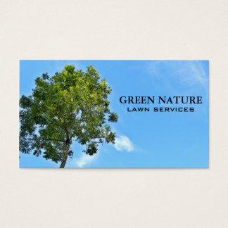 Gardener - Business Cards