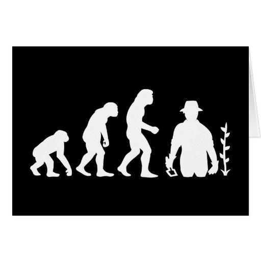 Gardener Evolution Card