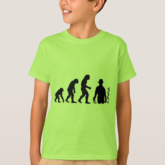 Gardener Evolution T-Shirt