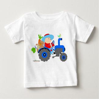Gardener Farmer baby boy Baby T-Shirt