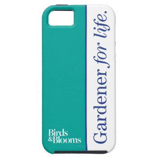 Gardener for Life iPhone 5 Cases