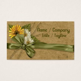 Gardener´s Delight Business Card