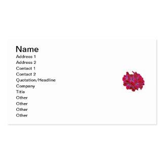 Gardener's Business Card