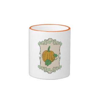Gardener's Delight | Pumpkin | Farmer's Market Ringer Mug