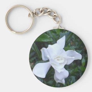 Gardenia Basic Round Button Key Ring
