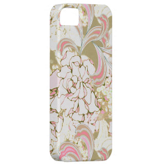 Gardenia Flamingo iPhone 5 Cover