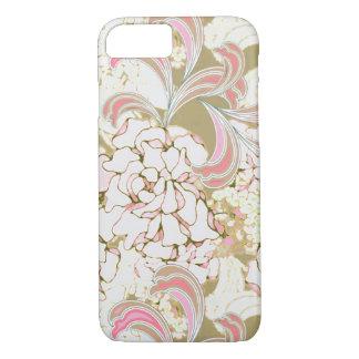 Gardenia Flamingo iPhone 7 Case