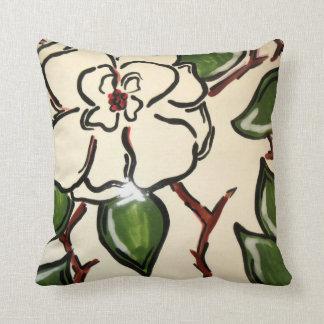 Gardenia Pillow