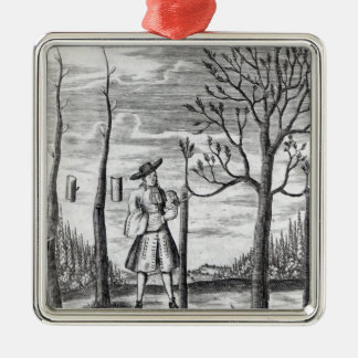 Gardening and Plant Maladies Christmas Ornament