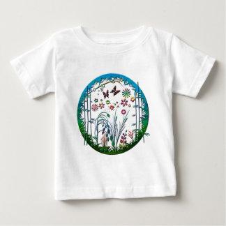 Gardening Circle Baby T-Shirt