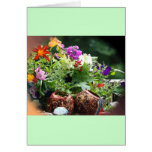 Gardening Goods Note Card