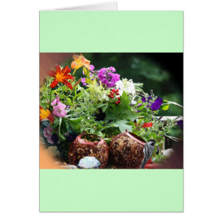 Gardening Goods Note Card