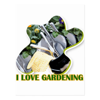 Gardening iGuide Flowers and Shrubs Post Cards