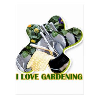 Gardening iGuide Flowers and Shrubs Postcard