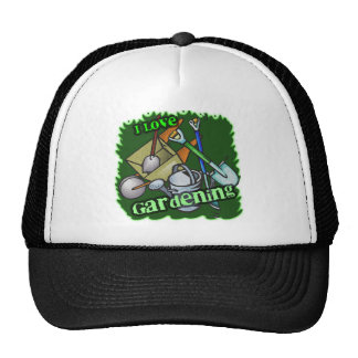 Gardening iGuide Gardening Tools Mesh Hats