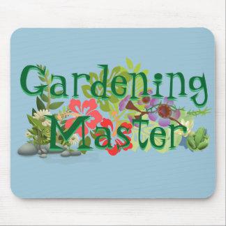 Gardening Master Mouse Pad