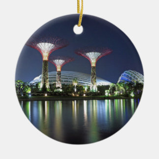 Gardens by the Bay Singapore Christmas Ornament