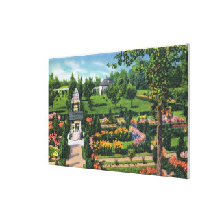 Gardens of Inniscarra Canvas Print