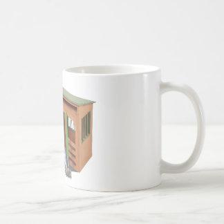 GardenShedTools030111 Basic White Mug