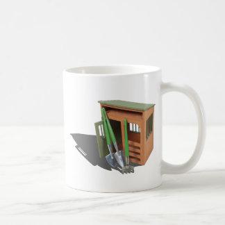 GardenShedTools030111 Coffee Mug