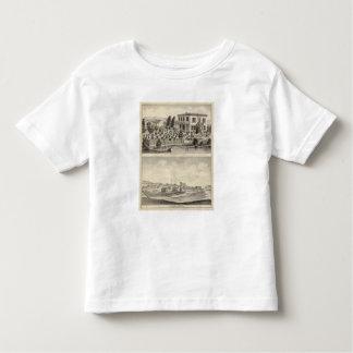 Gardiner res, Benicia Arsenal Toddler T-Shirt