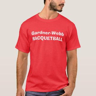 Gardner-WebbRACQUETBALL T-Shirt