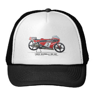 Garelli 50 GP - 1983 Eugenio Lazzarini Trucker Hat