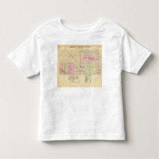 Garfield and Wheeler County, Nebraska Toddler T-Shirt