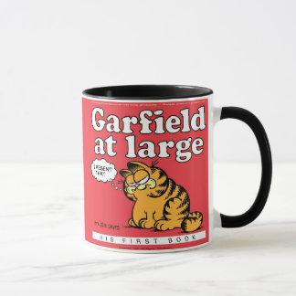 Garfield At Large Mug