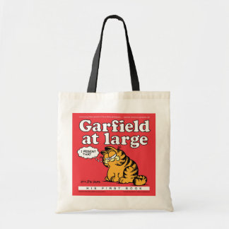 Garfield At Large Tote Bag