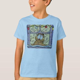 Garfield Christmas Eve Kid's T-Shirt