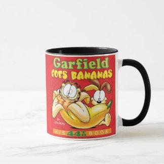 Garfield Goes Bananas Mug