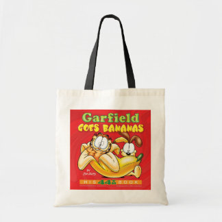 Garfield Goes Bananas Tote Bag