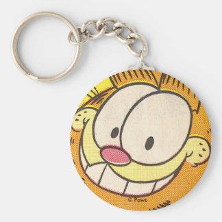 Garfield Grin, keychain