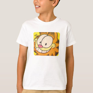 Garfield Grin, kids shirt