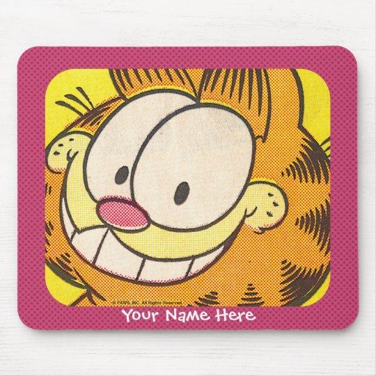 Garfield Grin mousepad