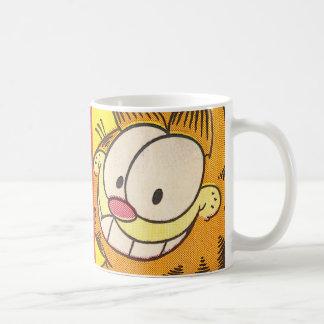 Garfield Grin, mug