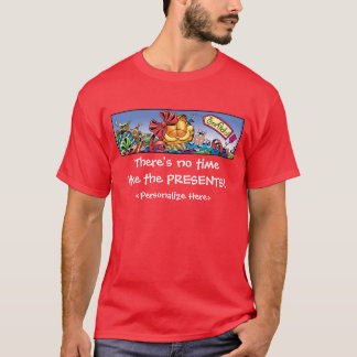Garfield Logobox Holiday Presents Men's T-shirt