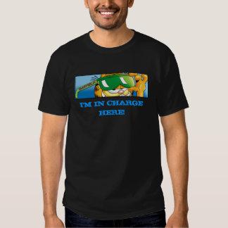 Garfield Logobox In Charge T-shirt
