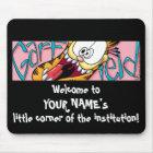 Garfield Logobox Little Corner Mousepad