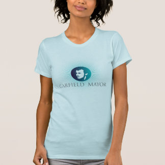 "Garfield Mayor ""Arctic Sun"" Ladies Casual Scoop T T-Shirt"