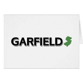Garfield, New Jersey Greeting Card