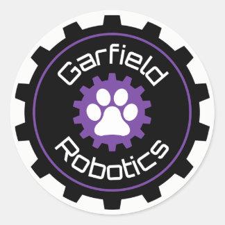 Garfield Robotics Sticker