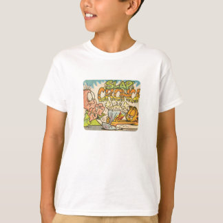 Garfield Slap, kid's shirt