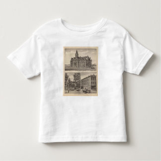 Garfield University, Kansas Toddler T-Shirt