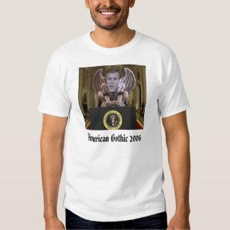 gargoyle, American Gothic 2006 T Shirts